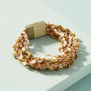 Anthropologie Bracelet NWT